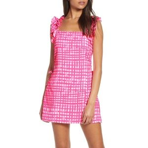 Lilly Pulitzer Everleigh Pink Romper: NWT